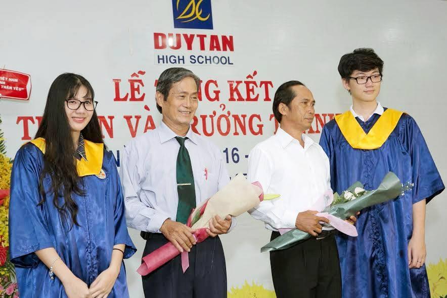 Trường THCS – THPT Duy Tân tổng kết năm học 2016- 2017