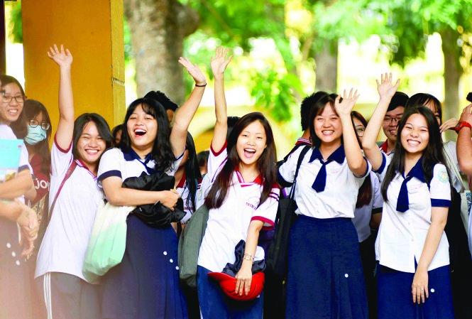 Dự báo điểm thi THPT quốc gia 2017 sẽ cao hơn năm trước