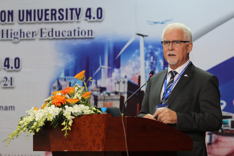 Giáo dục 4.0: Xu hướng tất yếu của giáo dục đại học tương lai