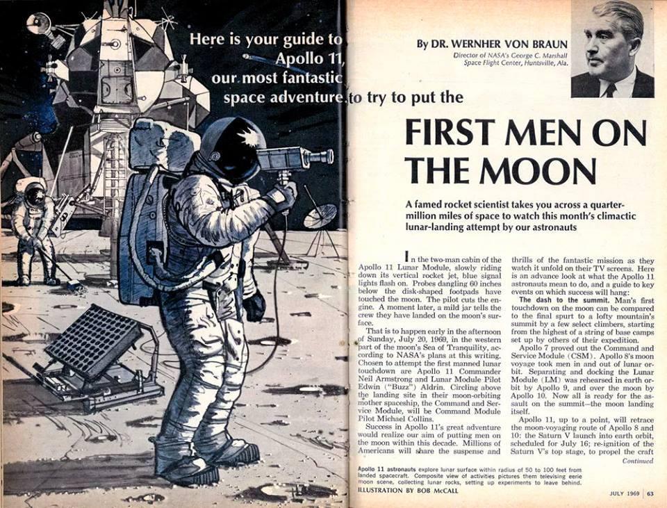 21 / 7 / 1969 APOLLO 11 ĐÃ THẬT SỰ ĐỔ BỘ MẶT TRĂNG <br>Nguyễn Đình Đại
