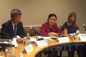 Việt Nam chủ trì tọa đàm quốc tế CNTT-TT xóa nghèo