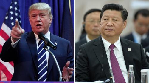 Ông Trump sẽ gây áp lực lên ông Tập để kiềm chế Triều Tiên