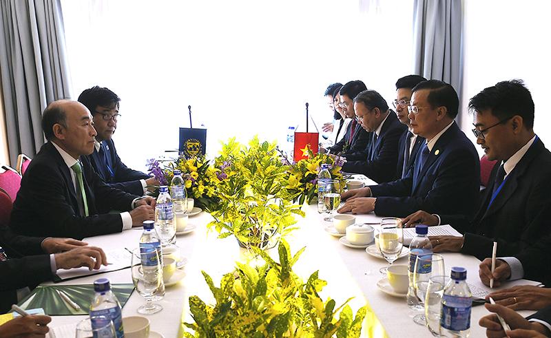 IMF muốn tăng cường phối hợp về tài chính với Việt Nam