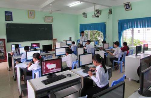 Tin học trở thành môn trọng tâm trong giáo dục phổ thông