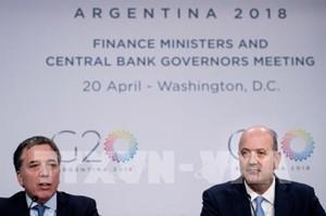 G20 bế tắc trước tranh chấp thương mại - chinhphu.vn