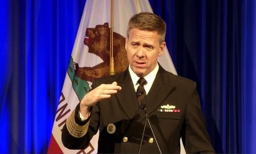 Đô đốc Mỹ nói chỉ chiến tranh mới ngăn Trung Quốc chiếm Biển Đông - vnexpress