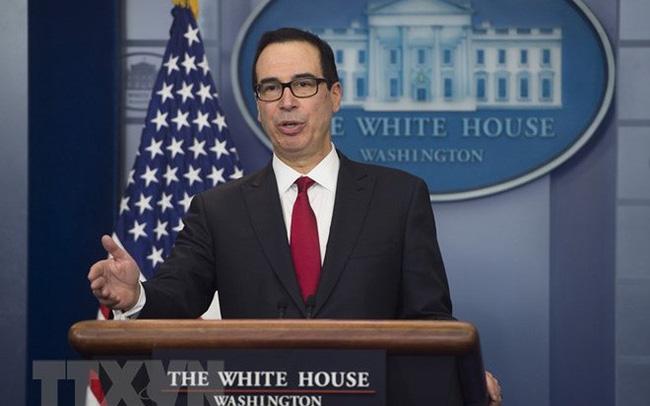 Các quan chức cấp cao Mỹ tới Trung Quốc bàn về thương mại - vietnamnet