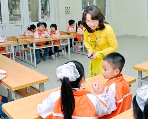 Ngành Giáo dục cần chủ trì trong tuyển dụng giáo viên