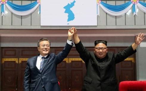 Toàn văn Tuyên bố chung Bình Nhưỡng 19/9 giữa Triều Tiên và Hàn Quốc