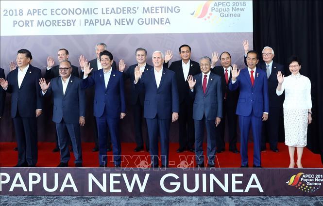 Các nhà lãnh đạo APEC tập trung thảo luận thương mại tự do