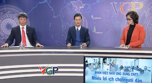 """Nội dung tọa đàm """"BHXH Việt Nam ứng dụng CNTT: Nhiều lợi ích cho người dân"""