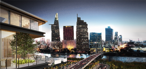 SơnKim Land giới thiệu dự án hạng sang mới The Galleria Residences