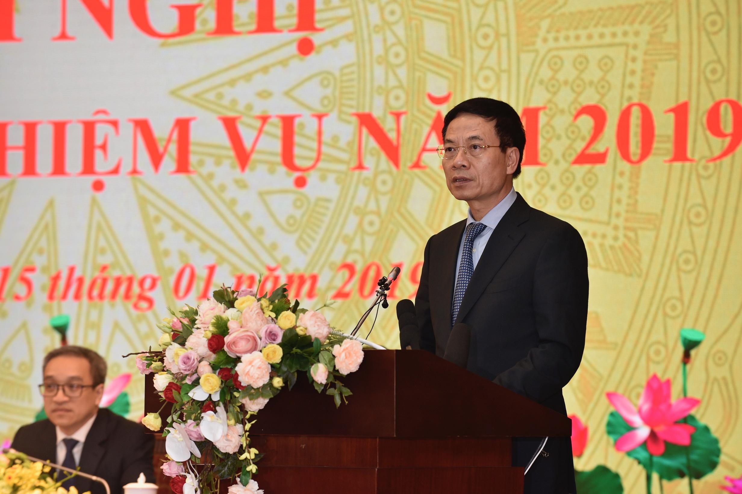 Đưa viễn thông-CNTT của Việt Nam đứng thứ 30-50 trên thế giới