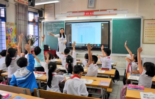 TP HCM: Thí điểm mô hình trường học thông minh tại 5 trường THPT