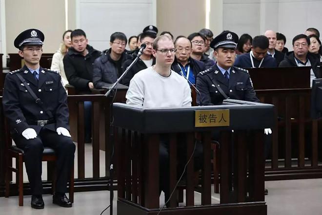 Trung Quốc tuyên án tử hình một công dân Canada vì tội buôn lậu ma túy