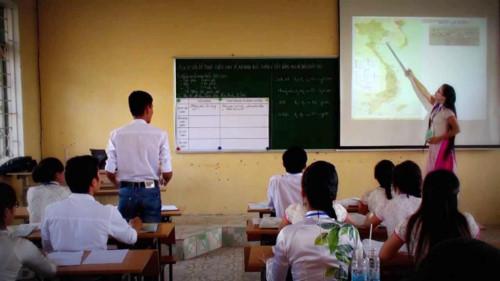 Bài 1: Đổi mới trong tiếp cận, nguyên tắc xây dựng chương trình Môn Địa Lý trong chương trình giáo dục phổ thông mới