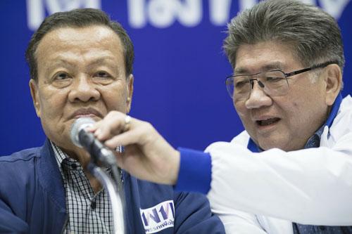 Thái Lan lại hoãn công bố kết quả bầu cử, đảng đối lập tuyên bố chiến thắng