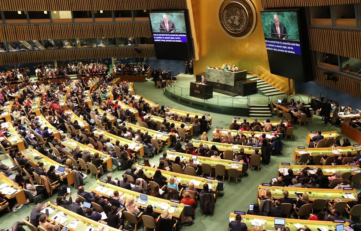 Việt Nam nêu ưu tiên tại Ủy ban Địa vị phụ nữ LHQ để tiến tới bình đẳng giới
