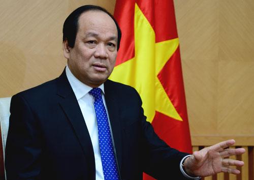 Bộ trưởng Mai Tiến Dũng: 'Dùng chữ ký số, quyết không ký tay'