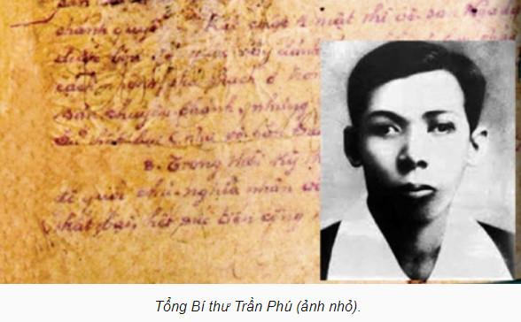 Tuổi thanh xuân đặc biệt của Tổng Bí thư Trần Phú