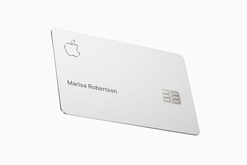 Apple công bố thẻ tín dụng Apple Card