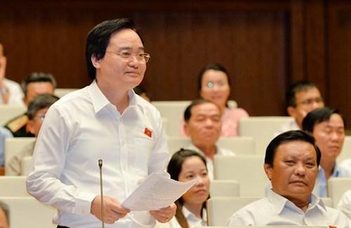 Sắp trình Thủ tướng đề án sáp nhập, giải thể đại học công lập