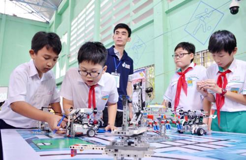 Giáo dục STEM trong Chương trình GD phổ thông mới