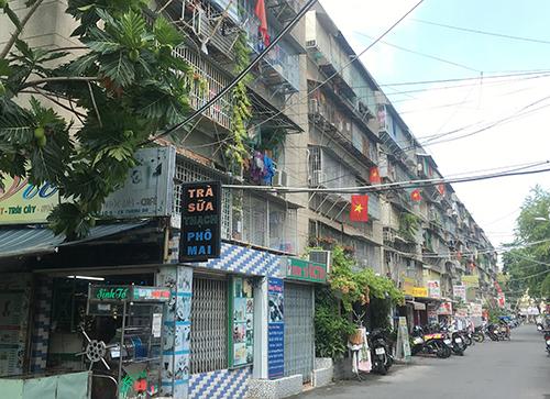 Gần 1.300 hộ dân chung cư Thanh Đa 50 tuổi được di dời
