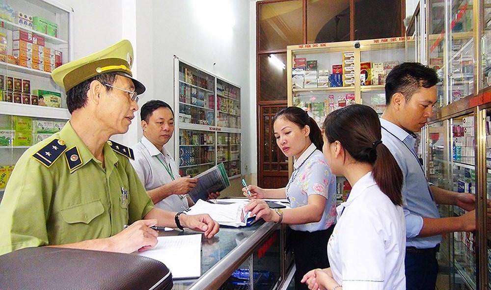 Tăng cường kiểm tra, giám sát thuốc gây nghiện, hướng thần