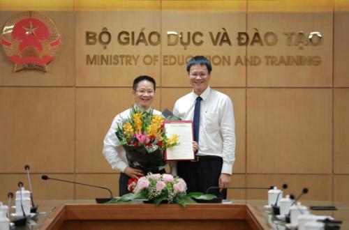 Bộ GD&ĐT, Ban Tuyên giáo Trung ương có Phó Chánh VP mới