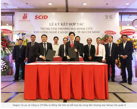 TP HCM: Quận 9 sắp có trung tâm thương mại thuần Việt quy mô lớn
