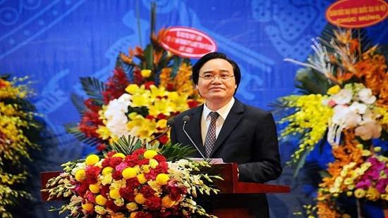 Bộ trưởng Phùng Xuân Nhạ gửi thư chúc mừng ngày 20/11