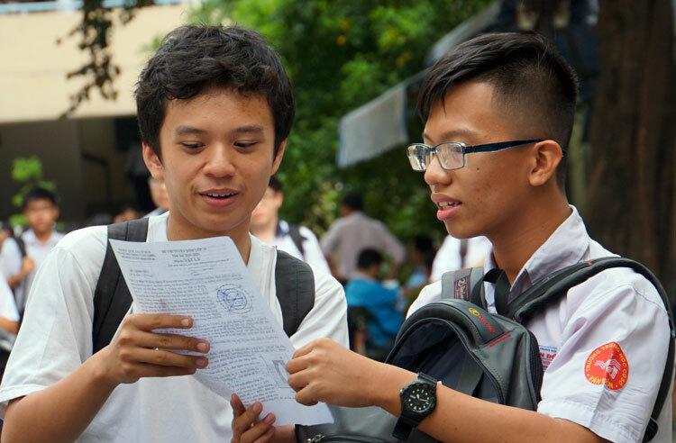 TP HCM tuyển bổ sung lớp 10 chuyên