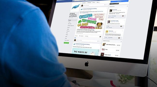 Học tiếng Anh qua mạng xã hội