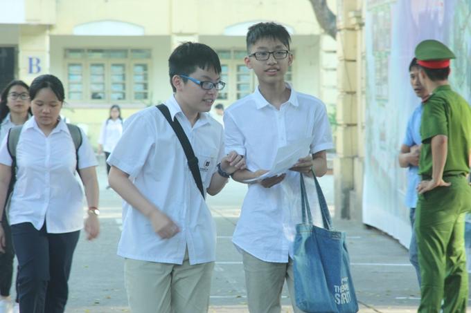 Hà Nội dự kiến tuyển 62% học sinh vào lớp 10 trường công năm học 2020 - 2021
