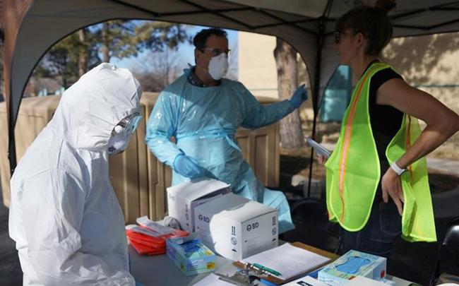 Cập nhật Covid-19 ngày 2/4: Mỹ có hơn 200.000 ca nhiễm, cân nhắc yêu cầu người dân đeo khẩu trang, Italy và Tây Ban Nha có thể đã chạm đỉnh dịch