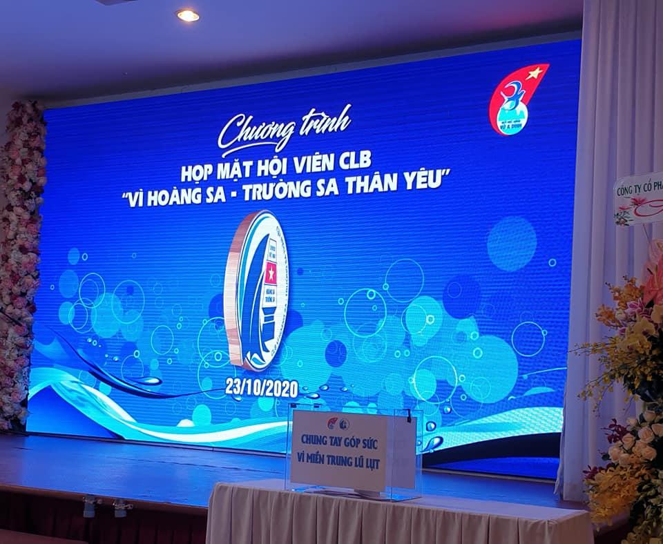 HƯỚNG VỀ BIỂN ĐẢO VÀ MIỀN TRUNG - Nguyễn Thị Sơn