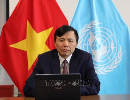 Kêu gọi Myanmar chấm dứt bạo lực, hướng tới giải pháp thỏa đáng