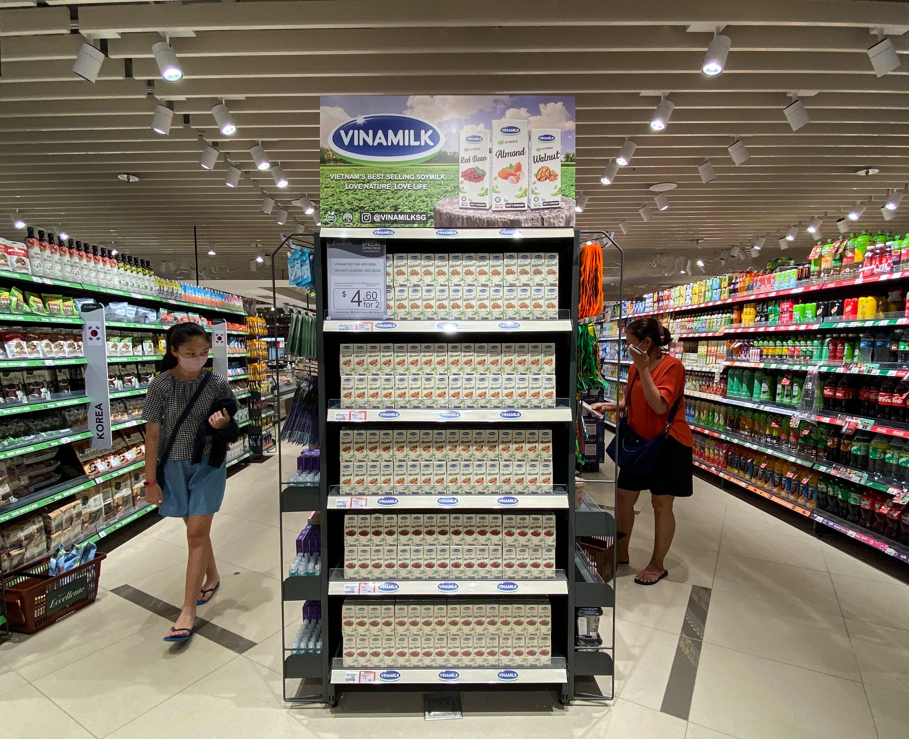 Vinamilk tiếp tục thăng hạng trong top 50 công ty sữa hàng đầu thế giới