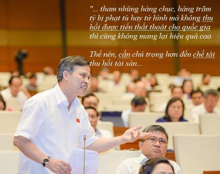 TS Trần Văn Độ – nguyên Phó Chánh án TANDTC: Thu hồi tài sản tham nhũng hiệu quả chưa cao, bởi chưa chú trọng cơ chế phòng ngừa và thiếu chặt chẽ trong các biện pháp tố tụng