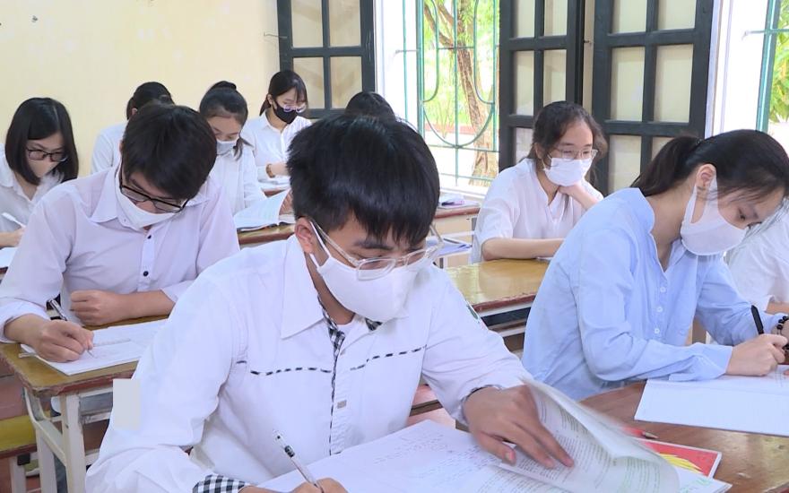 Ba trường hợp học sinh được xét đặc cách tốt nghiệp THPT