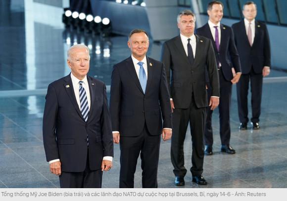 NATO xoay trục châu Á để đối phó Trung Quốc?