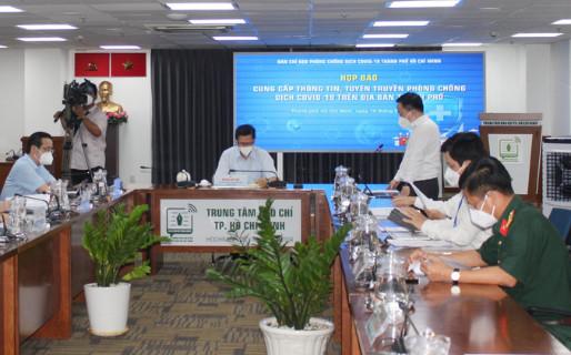 Công an TP HCM: Những quy định một số nhóm lao động được ra đường phải tuân thủ