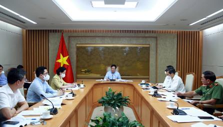 Rà soát tiến độ các chuyên đề trong Chiến lược xây dựng Nhà nước pháp quyền XHCN